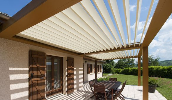 pergolas inclinable installux